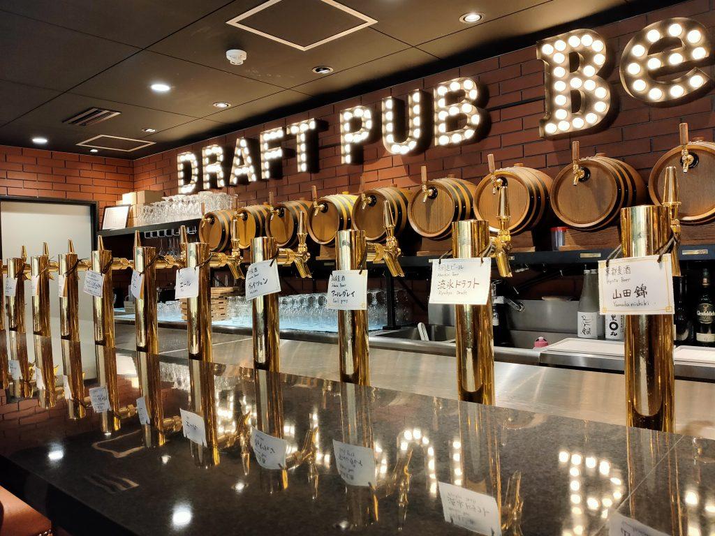 クラフトビール飲み放題イメージ